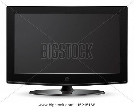 plasma lcd modern tv