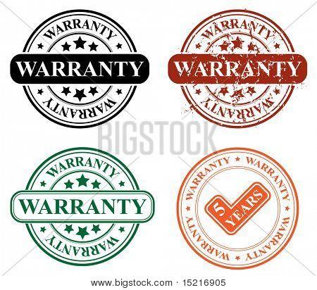 garantía de sello design