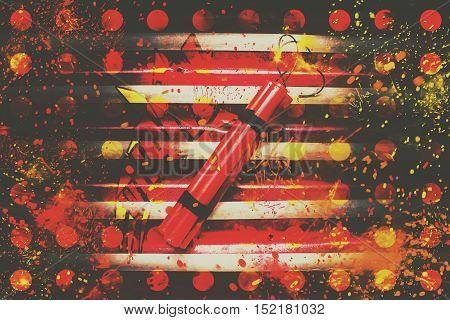 Dynamite Artwork