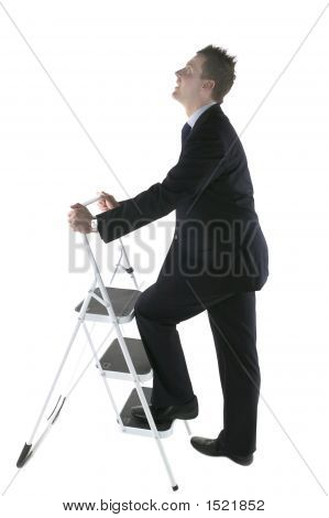 Climbing The Corperate Ladder