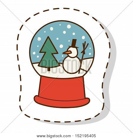 Christmas icon symbols for greeting card symbol vector winter celebration design. Merry christmas symbol icon holidays winter decoration icons. Hand drawn New Year greeting card christmas symbol