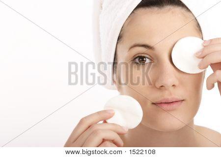 Cosmetic Pads Ii