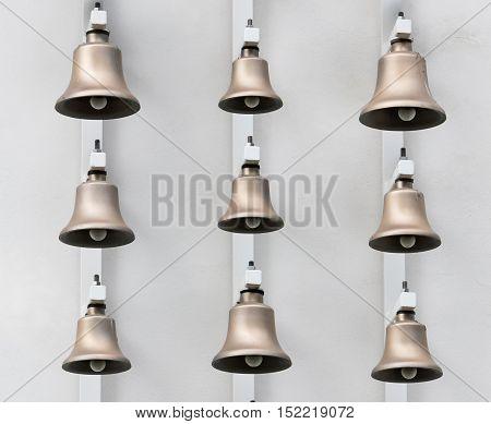 Modern Bronze Bells
