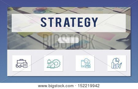 Analytics Branding Marketing Startup Business Concept