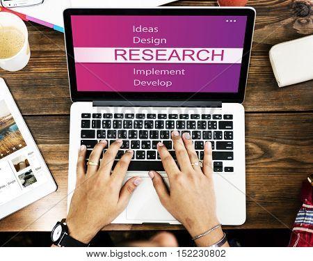 Research Plan Analyze Creativity Concept