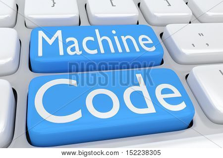 Machine Code Concept