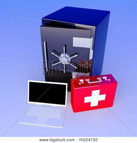 Laptop Security Suite