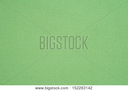 green fabric texture.  Abstract background, empty template.