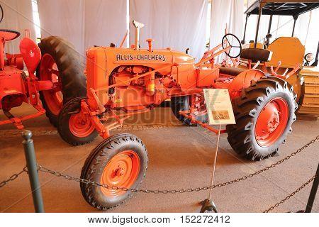Allias Chalmers Model C Tractor