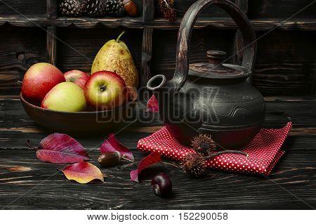 Apple Autumn Tea
