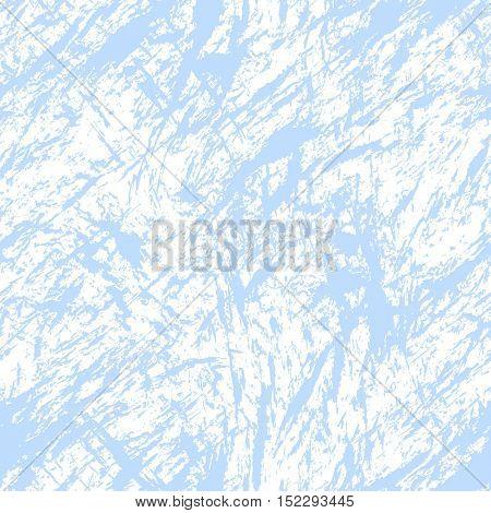 Seamless grunge background blue color
