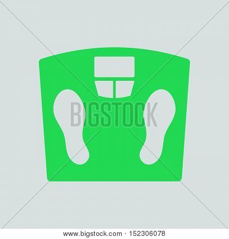 Floor Scales Icon