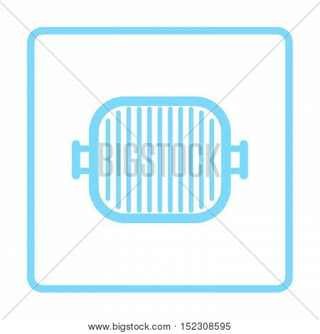 Grill Pan Icon