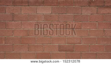 Old brick wall background, texture