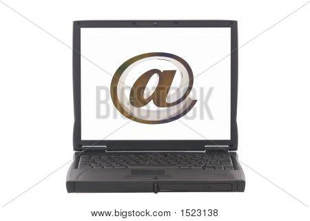 Ordenador portátil, correo