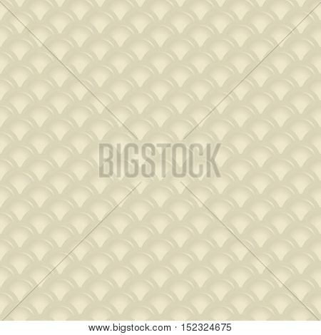 Vintage seamless pattern of white gradient plates vector