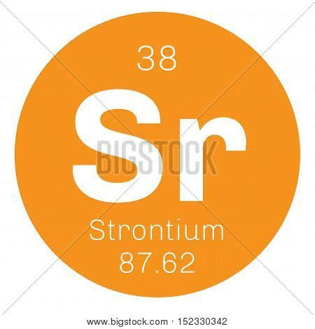 Strontium Chemical Element