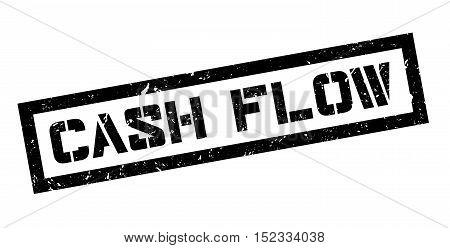 Cash Flow Rubber Stamp