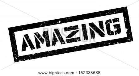Amazing Rubber Stamp