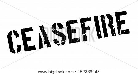 Ceasefire Rubber Stamp