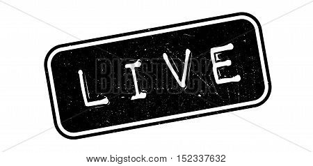 Live Rubber Stamp