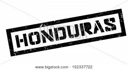 Honduras Rubber Stamp