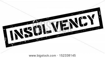 Insolvency Rubber Stamp