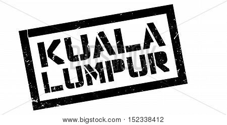 Kuala Lumpur Rubber Stamp
