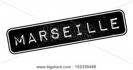 Marseille Rubber Stamp