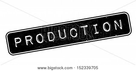 Production Rubber Stamp
