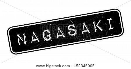 Nagasaki Rubber Stamp
