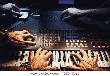 Composing Music Nowadays