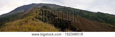 Mountain Landscape Of