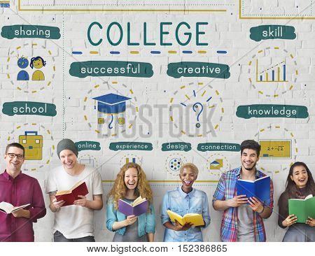 Academics Education Skill College Concept