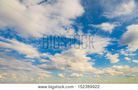 Cloudscape Divine Sky Beauty