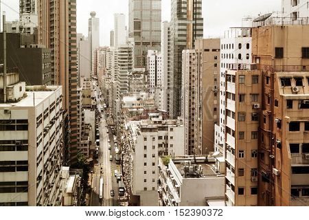 China's high-rise residential buildings and office buildings.