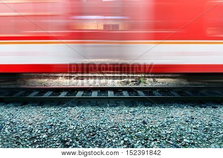 Dynamic Fuzzy Map of Train Moving on Railway Track.