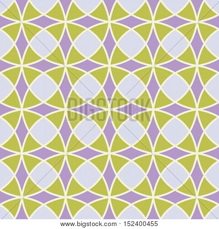abstract mosaic background 1 / Seamless vector pattern of geometric elements.