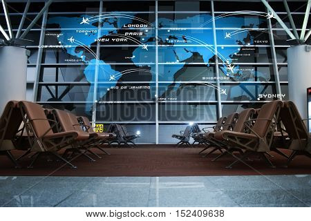 Aviation Interface In Terminal