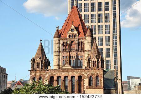 Boston Landmark