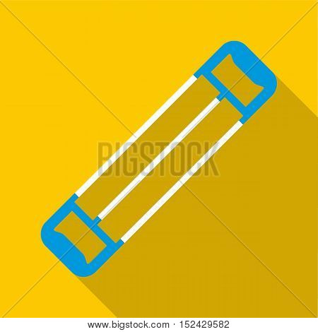 Expander icon. Flat illustration of expander vector icon for web
