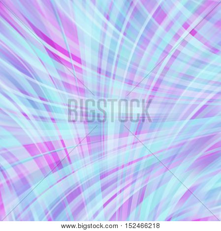Abstract Blue Background With Smooth Lines. Color Waves, Pattern, Art, Technology Wallpaper, Technol