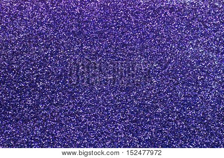 Violet sequins Shine Powder. Glitter. Shining background
