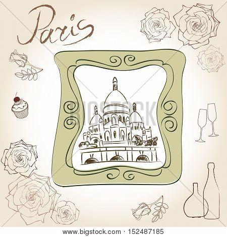 Paris-frame-background-5