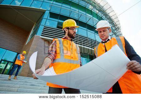 Supervisors at work