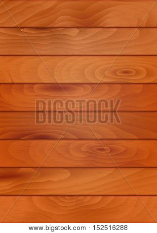 Wood texture background with dark brown hardwood planks or boards. Timber or construction industry themes design