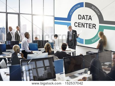 Data Information Protection Center Concept