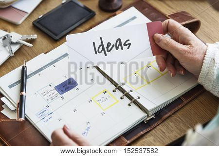 Ideas Way To Go Concept