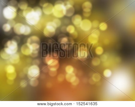 Soft blurred colorful background with bokeh. Abstract gradient desktop wallpaper.