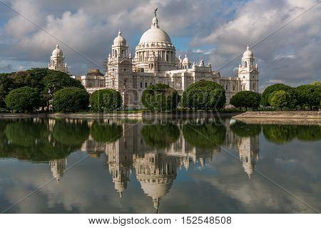 Victoria Memorial architecture building monument at Kolkata